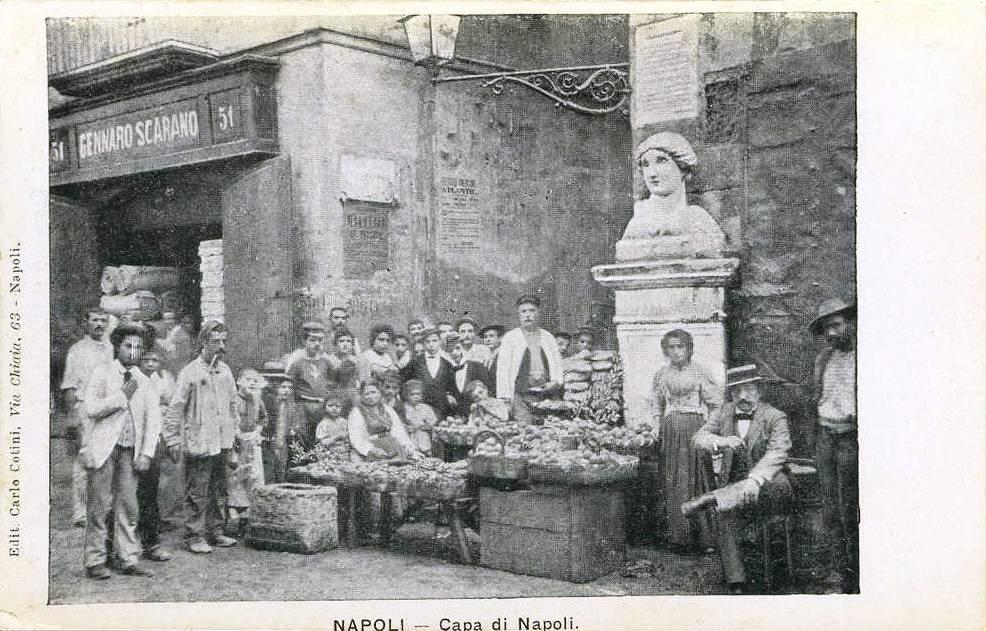 Risultati immagini per Marianna, 'a Capa 'e Napule